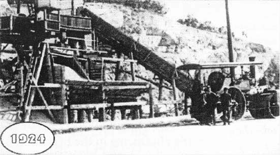 Windsor Town Quarry Crusher