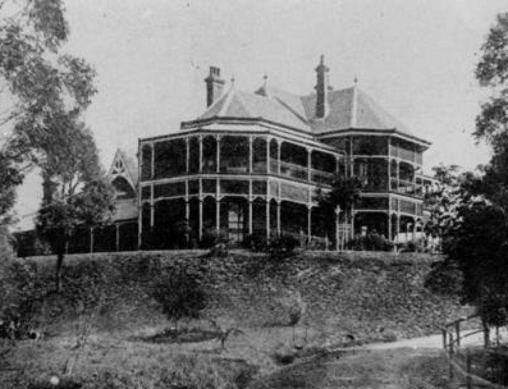 Windsor's heritage-listed homes and places
