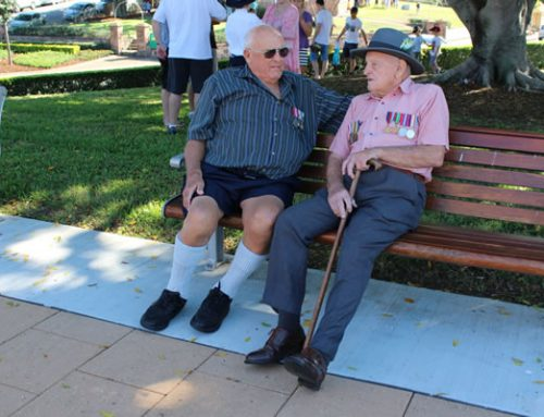 Notice of cancellation of 2020 ANZAC Day Service